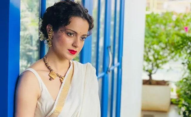 Viral: Actress Kangana Ranaut Started New Production House Manikarnika Films - Sakshi