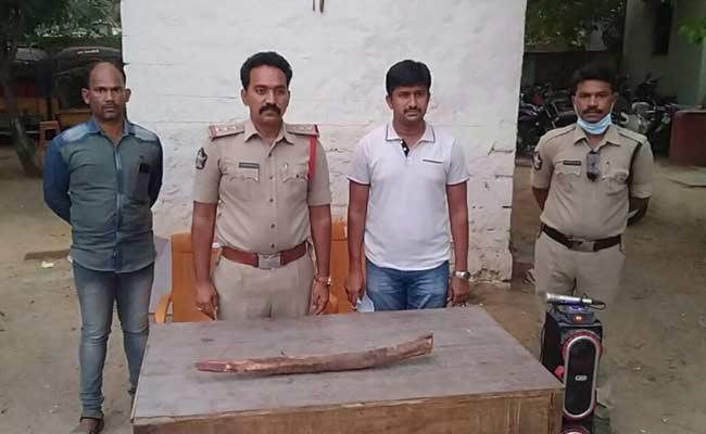 Police Have Arrested The Uncle Assassination Son In Law - Sakshi