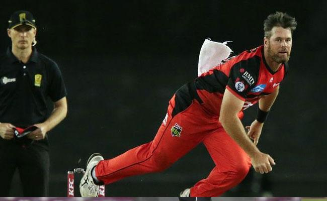 IPL 2021: Daniel Christian Warned By RCB For Breach Of Contract - Sakshi