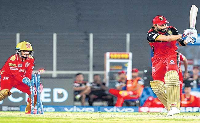 Punjab Kings beat Royal Challengers Bangalore by 34 runs - Sakshi