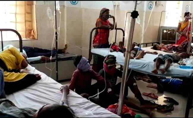 Odisha: Lassi Effect 100 Fall Sick In Kurti, Malkangiri - Sakshi
