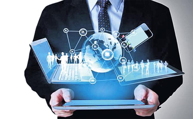 Rs 2,500 crore IT exports from Andhra Pradesh - Sakshi