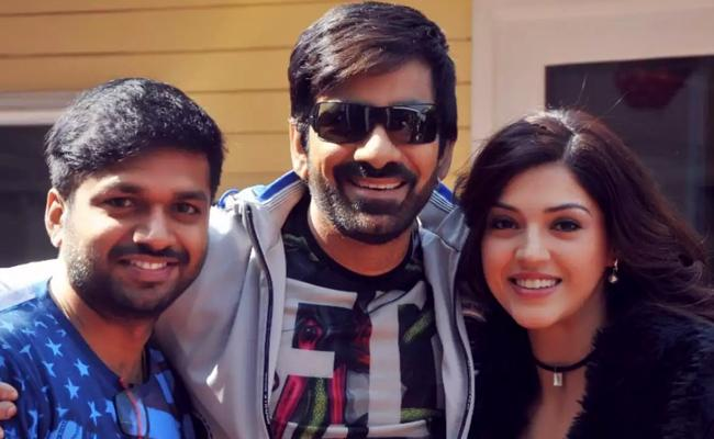 Latest Buzz: Is Ravi Teja Team Up With Anil Ravipudi For Raja The Great Sequel - Sakshi