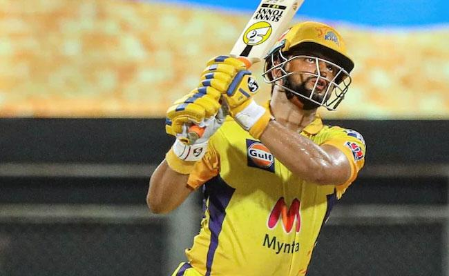 IPL 2021: Raina Becomes 2nd CSK Player After Dhoni To Play 200 Matches - Sakshi