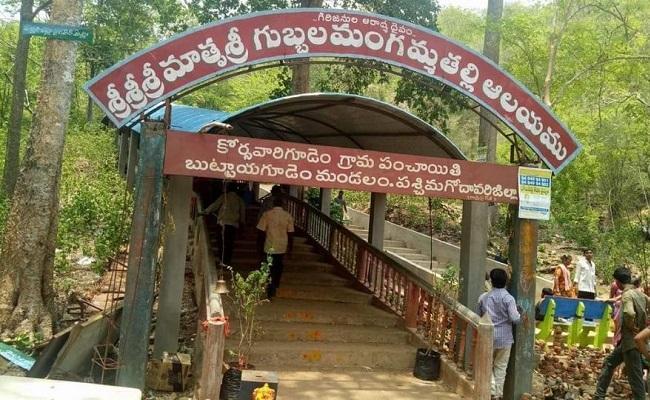 Bhadradri Kothagudem Gubbala Mangamma Thalli Temple - Sakshi