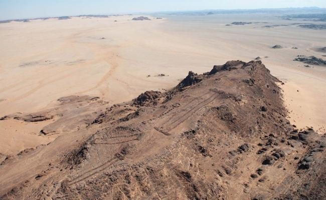 Arabia Mustatils Identified As The Earliest Monumental - Sakshi