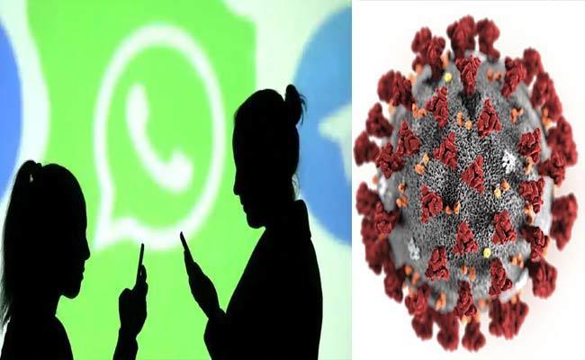 Coronavirus: Whatsapp Status With Coronavirus Information - Sakshi