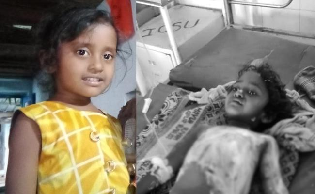 Adilabad: 5 Years Old Child Dies After Falling Into Hot Water - Sakshi