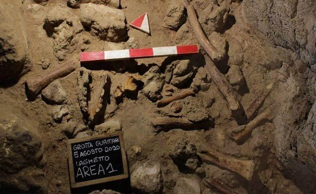 Neanderthals Remains Found In A Cave In Italy - Sakshi