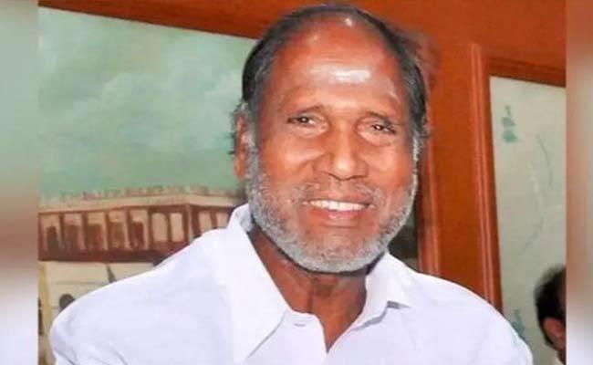 Puducherry CM Rangasamy Tested Coronavirus Positive He Admitted Hospital - Sakshi