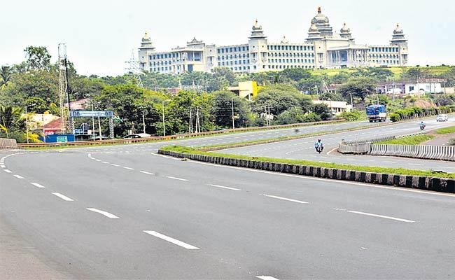 Complete Lockdown In Bengaluru From May 10 To 24 - Sakshi