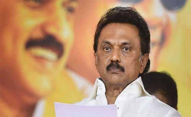 Tamil Nadu CM MK Stalin Twitter Account Hacked - Sakshi