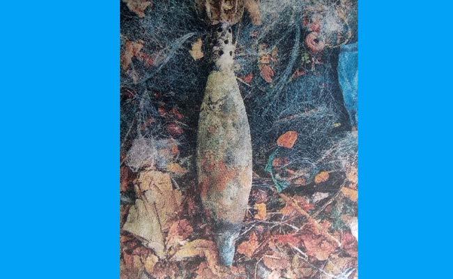 Fishermen Found Rocket Launcher In Fishing Net In Tamil Nadu - Sakshi