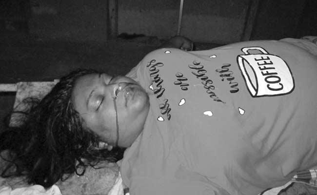 Guntur Young Woman Deceased Suspicious Condition - Sakshi