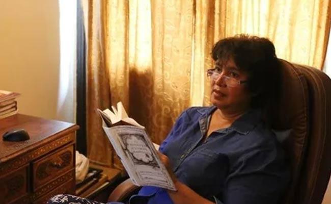 Taslima Nasreen Tested Corona Positive - Sakshi