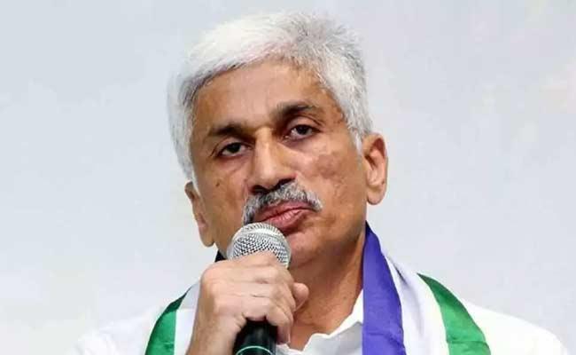 MP Vijayasai Reddy Comments On Chandrababu - Sakshi