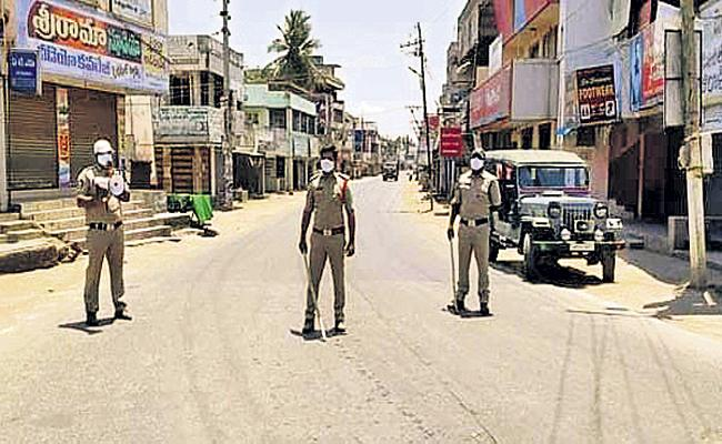 AP Police department efforts from last one year in prevention of Corona - Sakshi