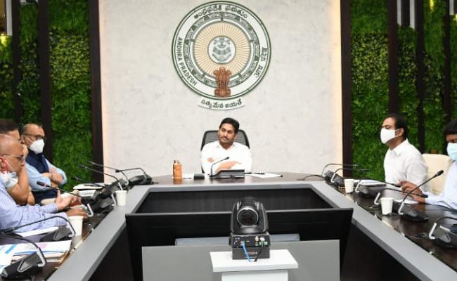 CM YS Jagan Review On Covid Prevention Measures - Sakshi