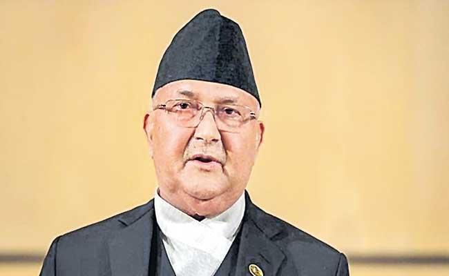 Nepal Prime Minister K P Sharma Oli loses vote of confidence test - Sakshi
