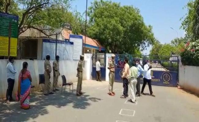 Three Deceased After Gas Leak At Chemical Factory In Nellore District - Sakshi