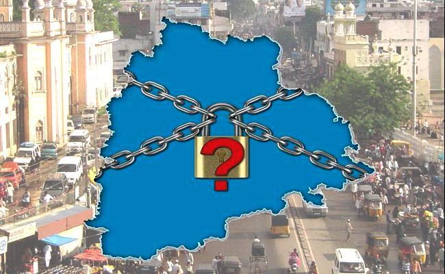 Lockdown In Telangana? CM KCR To Hold Meeting On May 11 - Sakshi