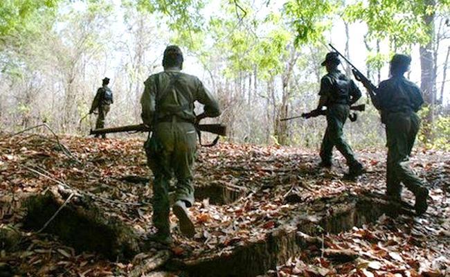 10 Maoists Deceased Due To Corona In Dantewada District - Sakshi