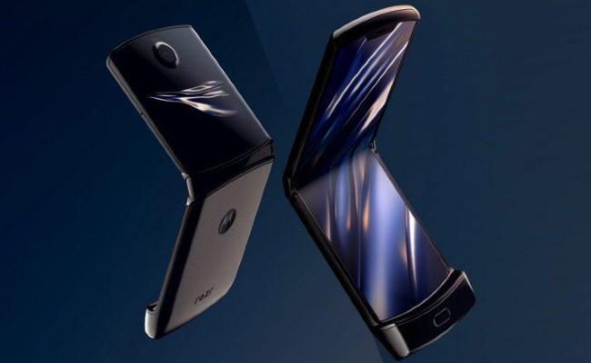 Motorola Razr 5G Deal at Rs 89999 on Flipkart Flagship Fest - Sakshi