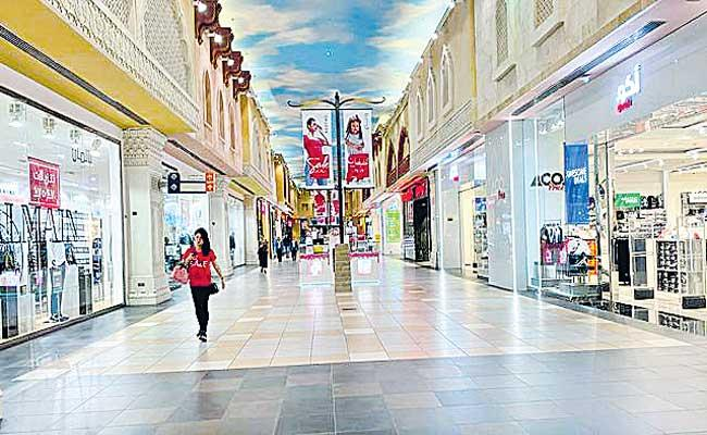 Shopping mall owners income dips around 50 percent in FY21 - Sakshi