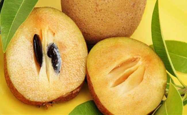 Various Health Benefits Of Sapota Fruit Boosting Energy - Sakshi