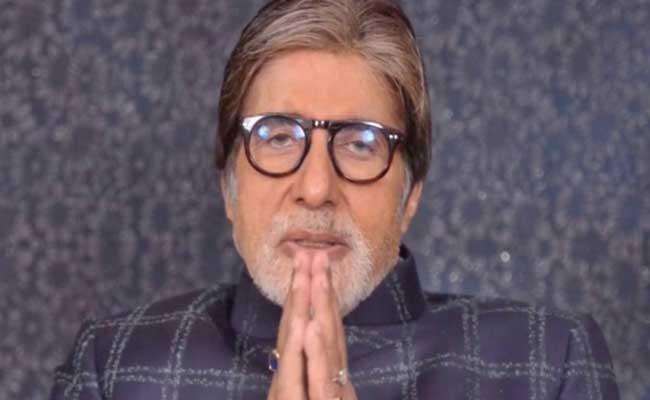 Amitabh Bachchan donates Rs 2 crore to Delhi gurdwara Covid care centre - Sakshi