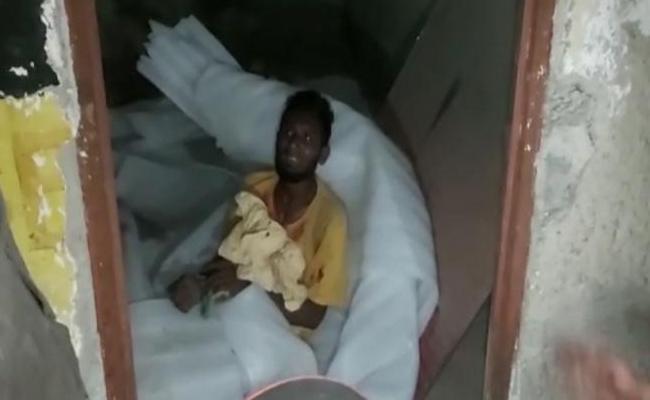 Suspicious Blast Took Place At Pate Bashirbad On Tuesday Night - Sakshi