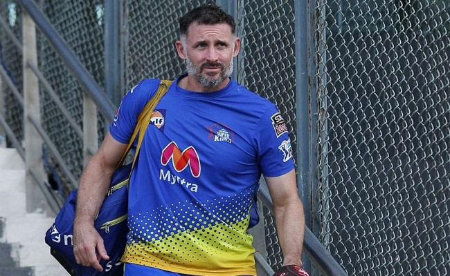Michael Hussey Tested Again Coronavirus Positive Remains To Stay India - Sakshi