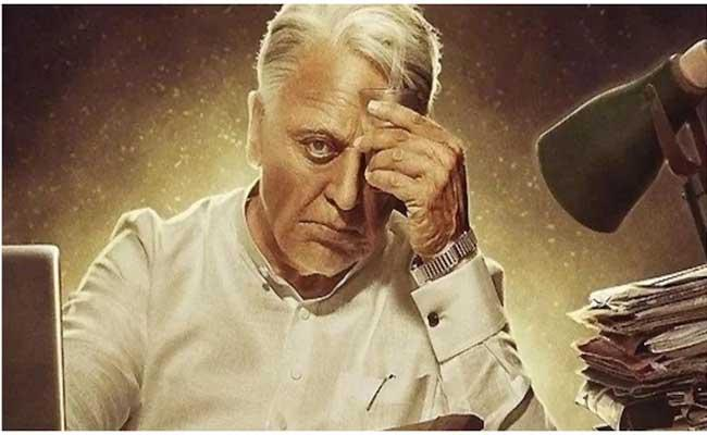 Kamal Haasan to mediate between Shankar and Lyca for Indian 2 - Sakshi