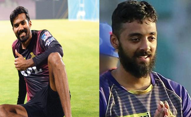 IPL 2021 Varun Chakravarthy And Sandeep Warrier Return Home - Sakshi