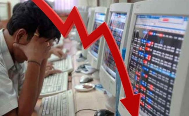 Sensex lower Nifty is below 14,900 IT metals drag - Sakshi