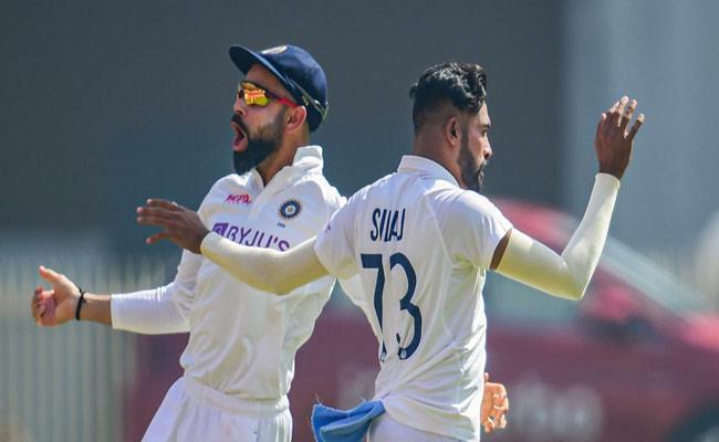 Mohammed Siraj Says Kohli Hugged Me When I Was Crying At Hotel Room - Sakshi