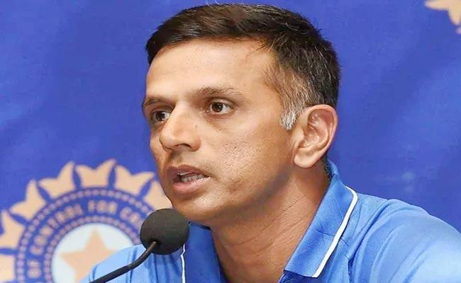 Rahul Dravid Head Coach For Srilanka Tour - Sakshi
