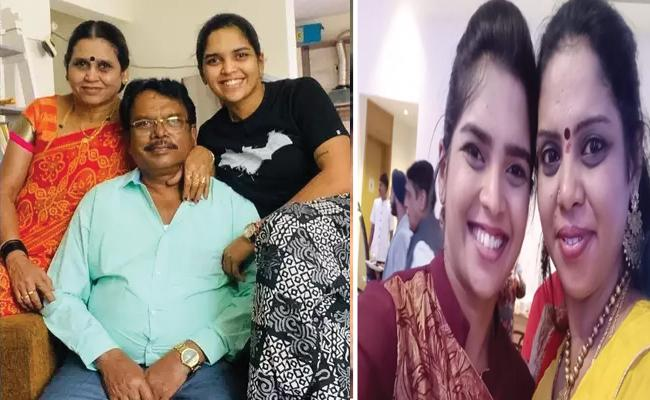 Veda Krishnamurthy Emotional Post On Losing Mother Sister To Covid 19 - Sakshi