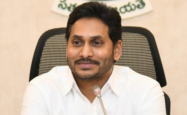CM Jagan directs to authority in review on vaccination - Sakshi