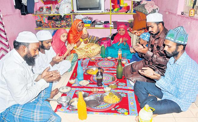 Celebrate Ramadan at home says AP Govt - Sakshi