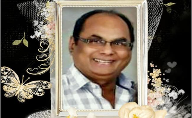 Usa: Celebrities Pay Tribute Internet To Singer G Anandh Texas - Sakshi