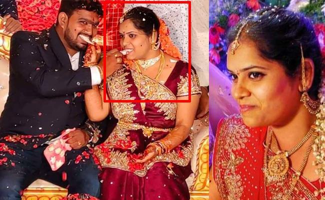 Covid Positive Woman Delivers Baby Deceased Her Mother Demise Vijayawada - Sakshi