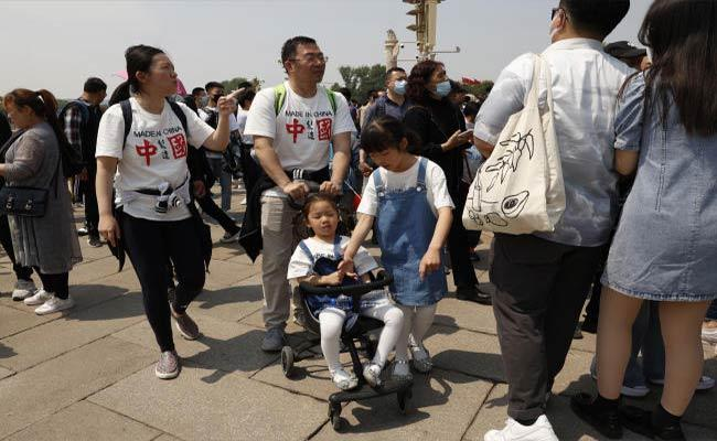 Chinas Population Growth Slows To Lowest Rate In Decades - Sakshi