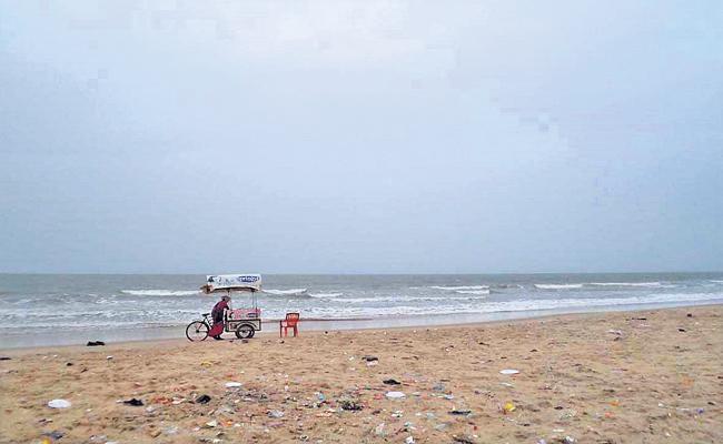 Hunting ban for fishermen in AP - Sakshi