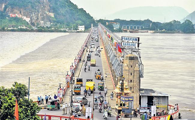 Water security for the Krishna Delta - Sakshi