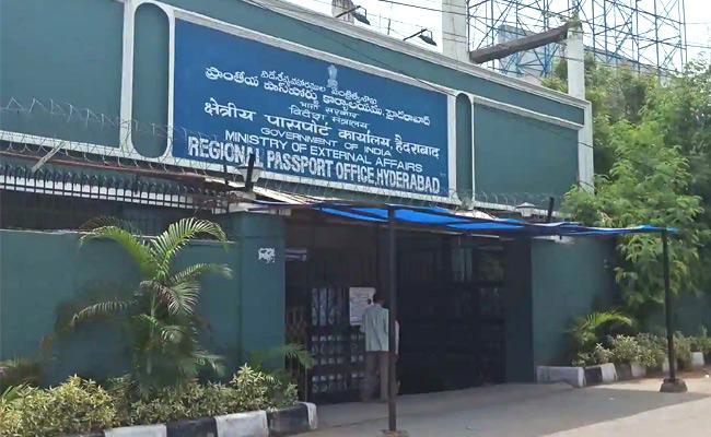 Land Registration, Passport Office Operations Suspended in View of Lockdown in Telangana - Sakshi