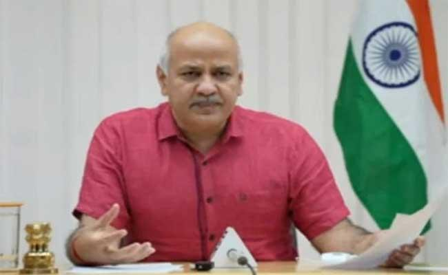 Manish Sisodia Says Bharat Biotech Refused To Supply Covaxin - Sakshi