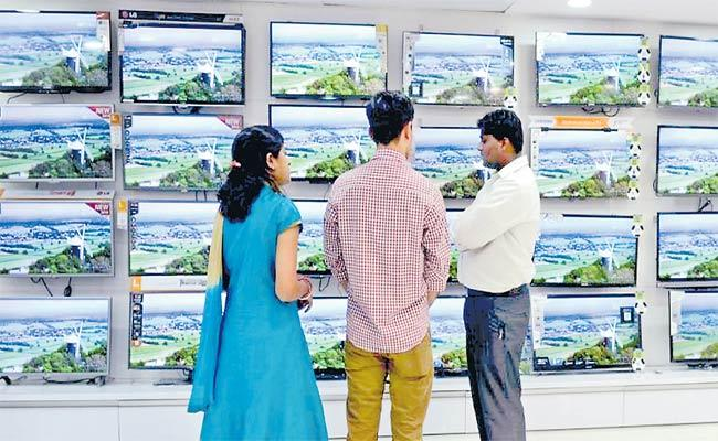Television Sets To Get Costlier As Customs Duty On Open Cell Panels - Sakshi