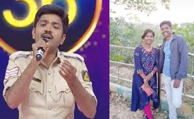 Singer Subramani Wife Takes Own Life In Kolar - Sakshi