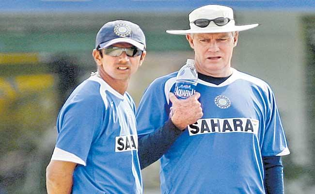 Rahul Dravid picked cues from Australian structure to create solid base for India - Sakshi